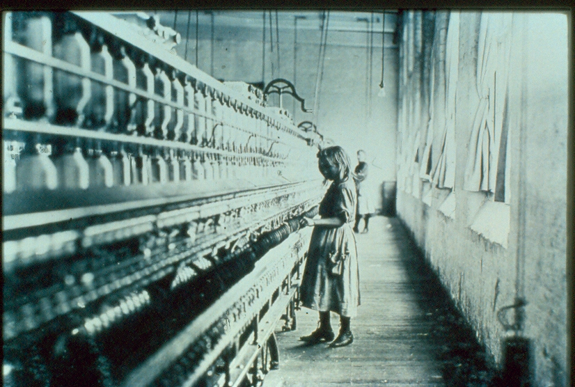 child labor in the 1800s Teaching with documents: photographs of lewis hine: documentation of child labor background there is work that profits children, and there is work that brings profit only to employers.